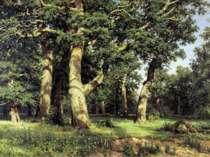 «Дубовий гай» 1887