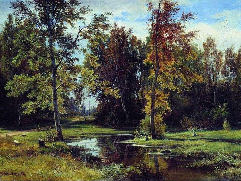 «Березовий ліс» 1871