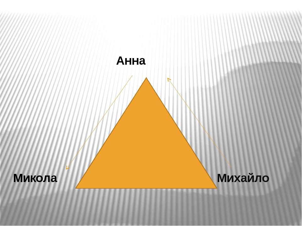 Анна Микола Михайло