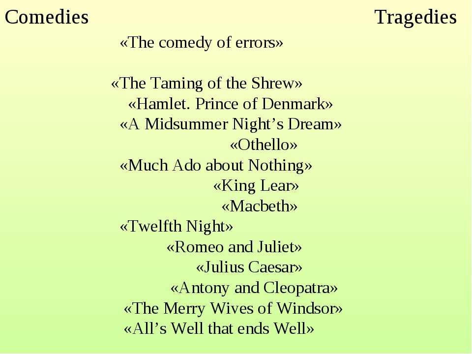 comparing william shakespeares king lear much ado about nothing and macbeth This flashcard set may be used to study and/or memorize facts about william shakespeare's much ado about nothing works such as king lear and macbeth.