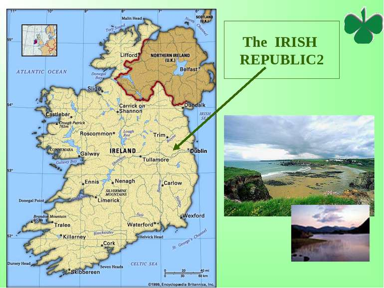 The IRISH REPUBLIC*