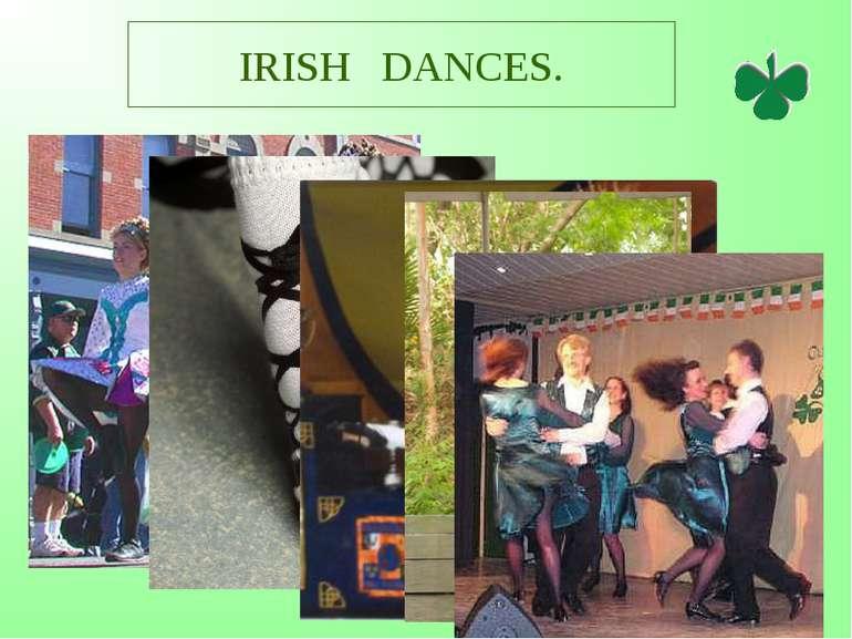 IRISH DANCES.