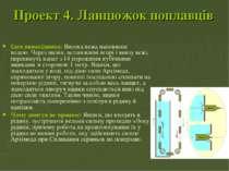 Проект 4.Ланцюжок поплавців Ідея винахідника:Висока вежа наповнена водою.Ч...