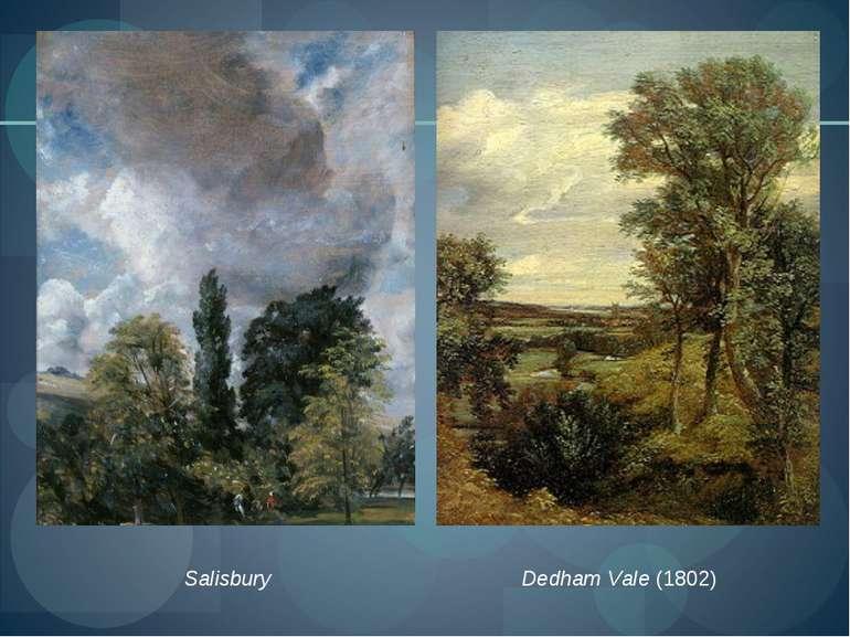 Dedham Vale(1802) Salisbury