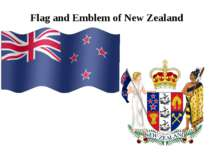 """Flag and Emblem of New Zealand"""