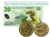 New Zealand's currency is New Zealand dollar.