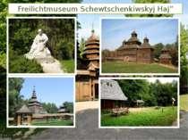 """Freilichtmuseum Schewtschenkiwskyj Haj"""""""