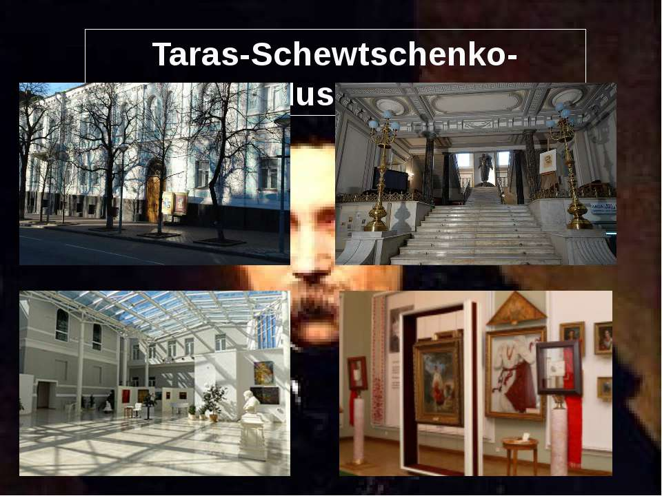 Taras-Schewtschenko-Museum