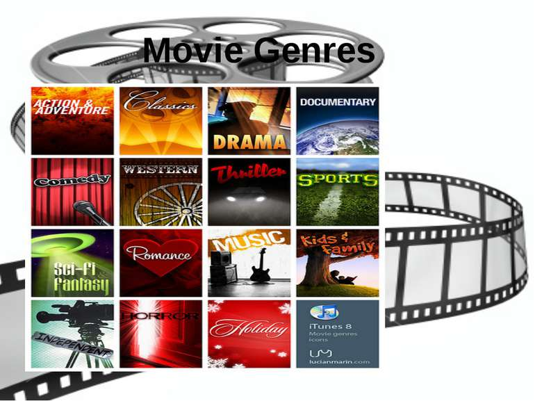 film genre Explore movies and films by genre find new movies now playing in theaters, explore films coming soon or browse dvds by genre.
