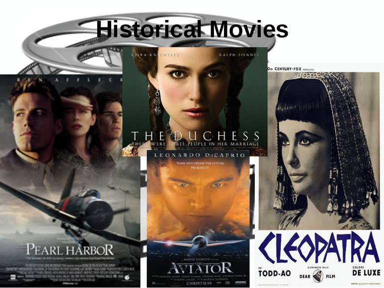 historical movie essay