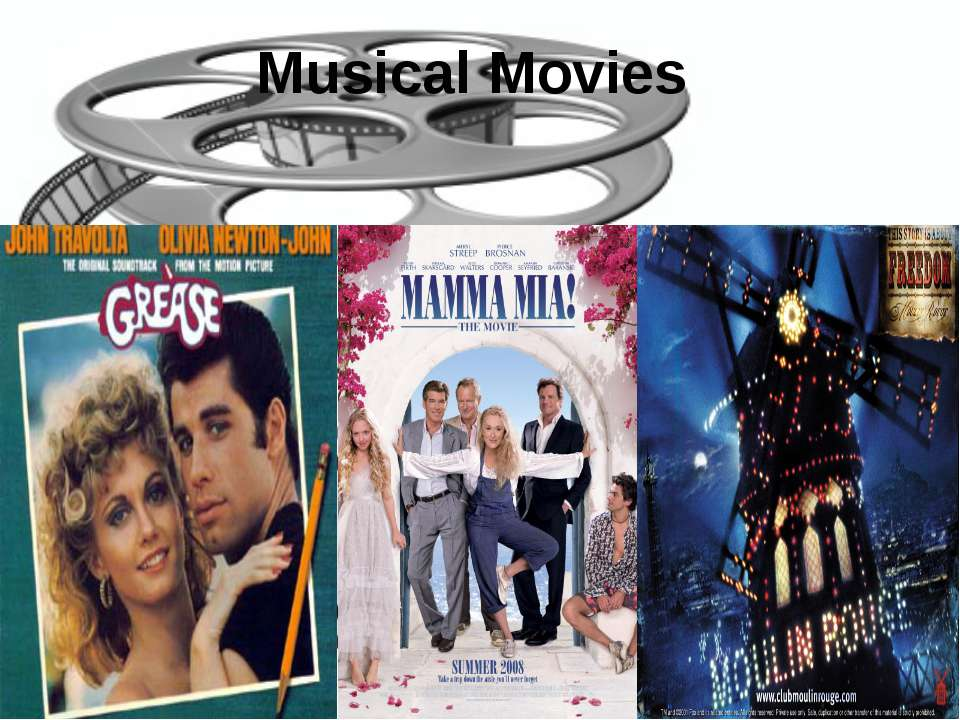 Musical Movies