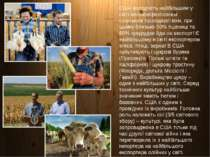 США володіють найбільшим у світі високоефективним сільським господарством, пр...