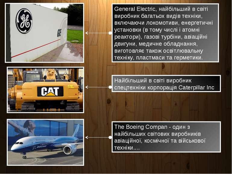 General Electric, найбільший в світі виробник багатьох видів техніки, включаю...