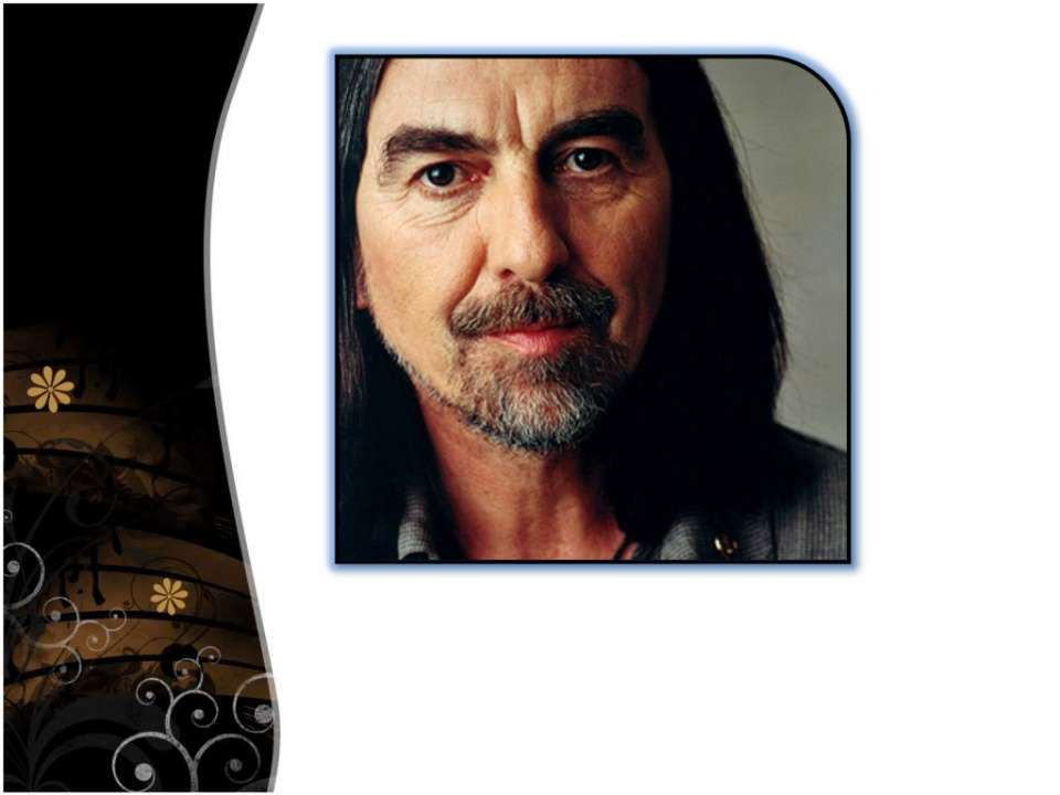 George Harrison recorded many solo albums over the years, and died of cancer ...