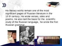 www.themegallery.com His literary works remain one of the most significant pa...