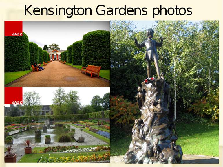 Kensington Gardens photos