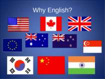 Why English?