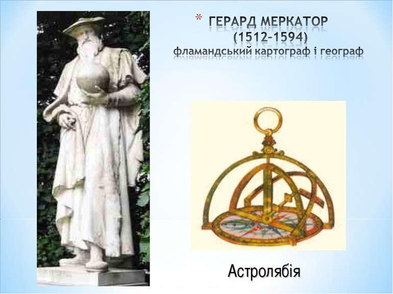 Астролябія