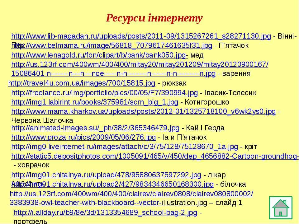 Ресурси інтернету http://www.belmama.ru/image/56818_7079617461635f31.jpg - П'...