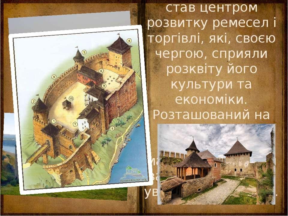 Головна визначна пам'ятка і символ міста Луцька— Луцький замок Цей замок одн...