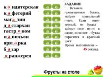 д__стархан о а а к__ндитерская о а о гастр__ном а о о б__зар о а а п__вильон ...