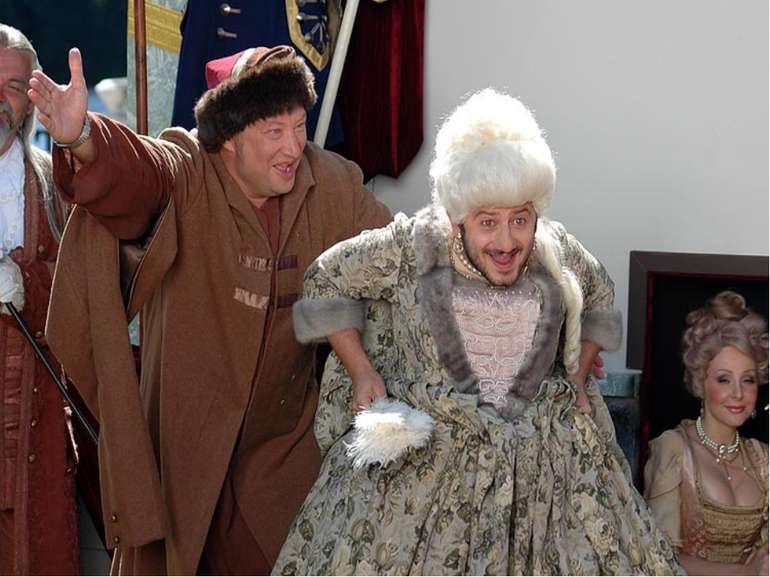 Можливо,реформи,розпочаті Катериною ІІ,мали б більший успіх,якби не численні ...