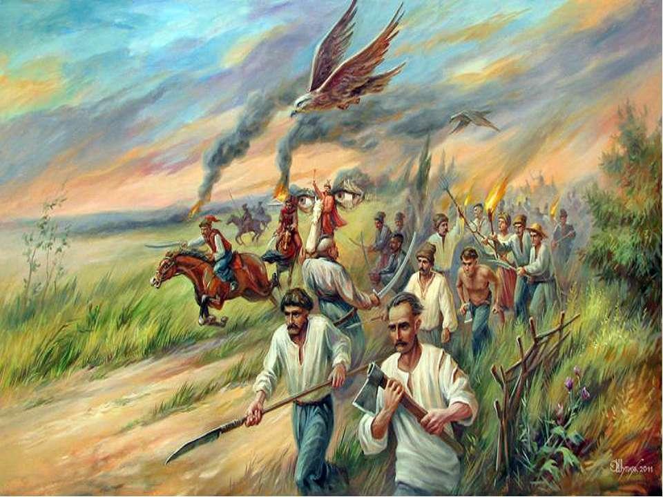 Грамота дворянству і протести селян