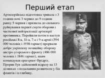 Артилерійська підготовка тривала з 3 години ночі 3 червня до 9 години ранку 5...