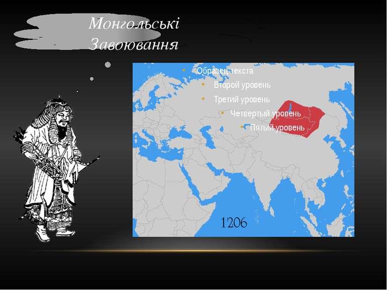 Монгольські Завоювання