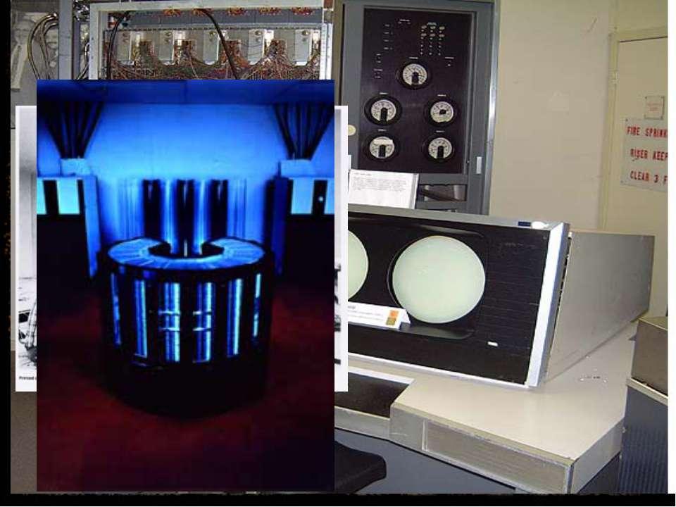 Сеймур Крей 1958-було випущено CDC 1604 22 серпня 1962 року-випуск нової моде...