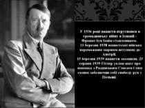 У 1936 році нацисти втрутилися в громадянську війну в Іспанії - Франко був їх...