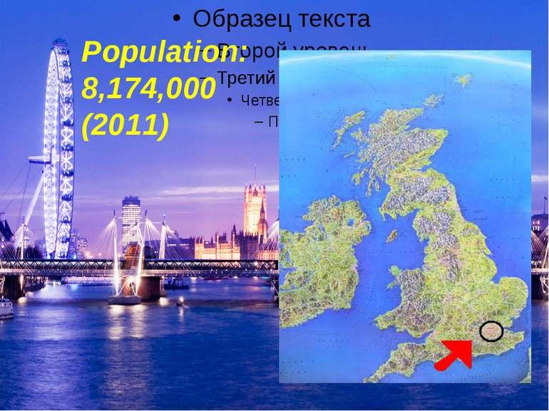 Population: 8,174,000 (2011)