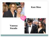 Kate Moss Vanessa Paradis