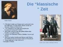 1788 kehrte Goethe nach Weimar zurück und wurde Leiter des Hoftheaters. Er ma...