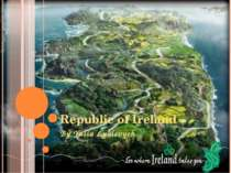 """Republic of Ireland"""