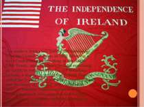 The modern Irish state gained independence from the United Kingdom in 1922 fo...