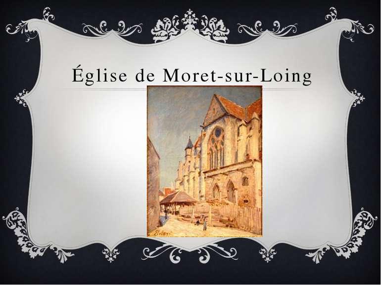 Église de Moret-sur-Loing