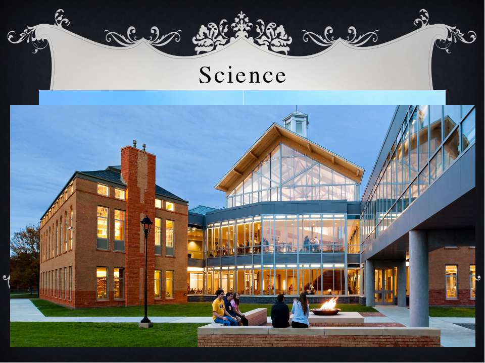 Science Knowledge of the English language gives the opportunity to study in p...