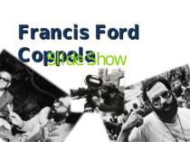 """Francis Ford Coppola"""