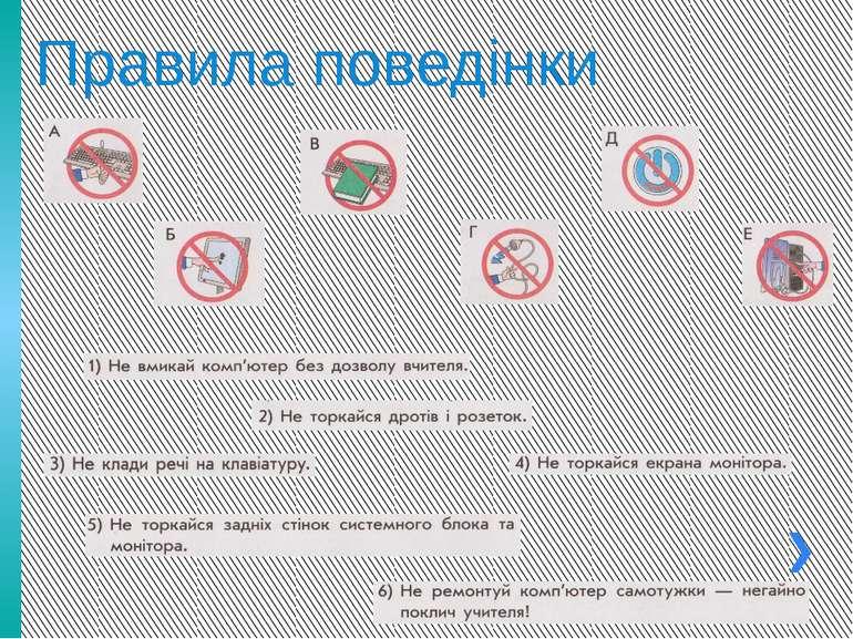 Правила поведінки