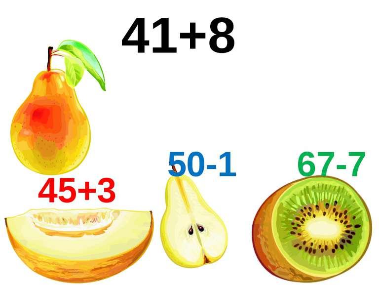 41+8 45+3 50-1 67-7