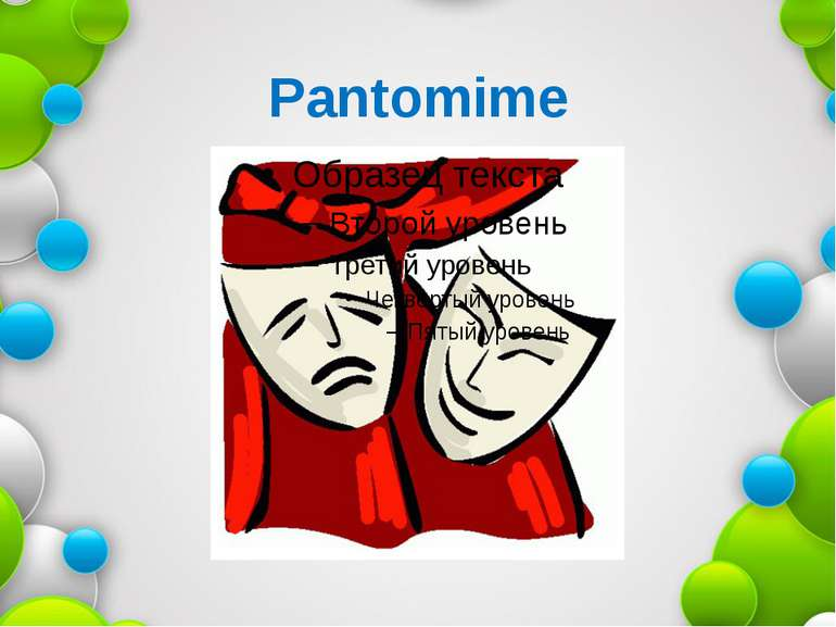 a description of origin and definition of pantomime Define panto panto synonyms, panto pronunciation, panto translation, english dictionary definition of panto n , pl -tos informal brit short for pantomime1 n, v -mimed, -mim•ing n 1 the art of conveying emotions, actions, and thoughts by gestures without panto - definition of panto by the  he's one of our most famous pantomime dames and he's not about to stop dressing up in garish costumes.