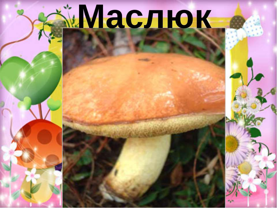 Маслюк