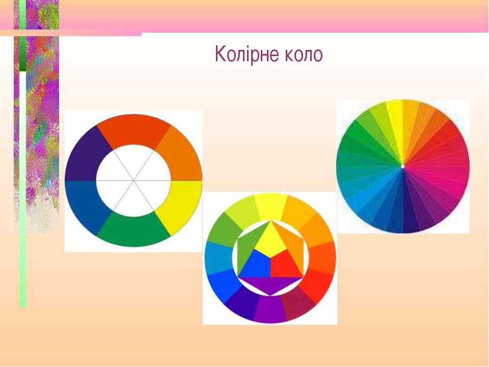 Колірне коло