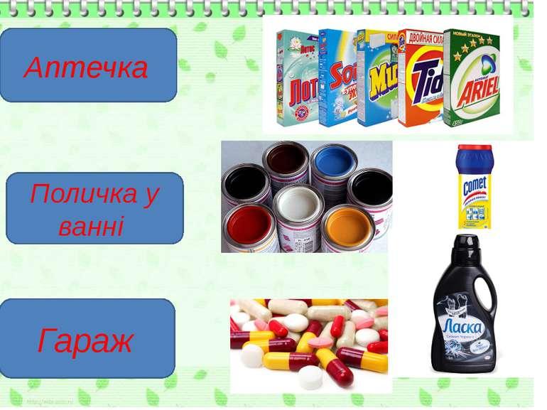 Аптечка Поличка у ванні Гараж
