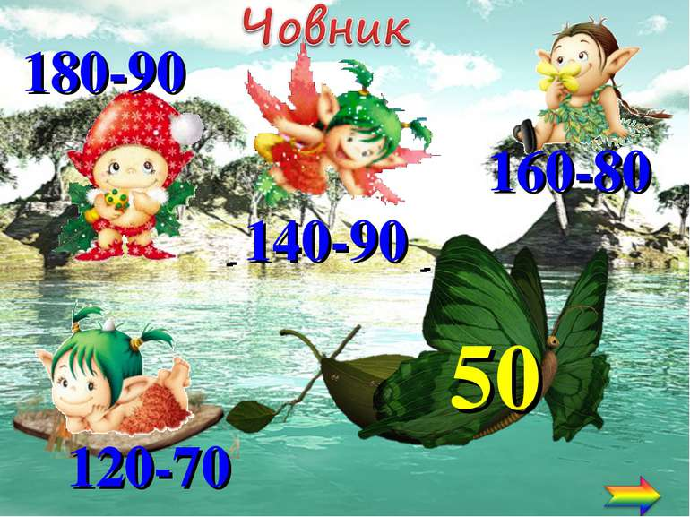 50 160-80 140-90 180-90 120-70