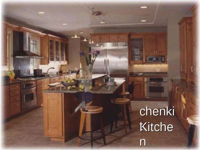 Kitchen chenkit