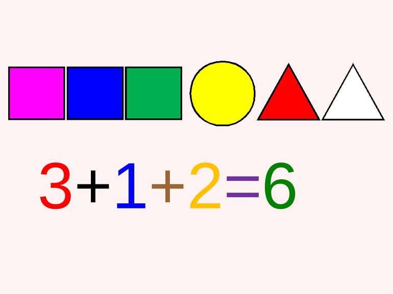3+1+2=6
