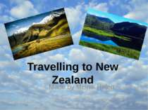Travelling to New Zealand