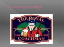 The Coachman's Uniform